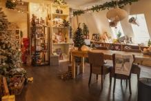 Kerstshowroom